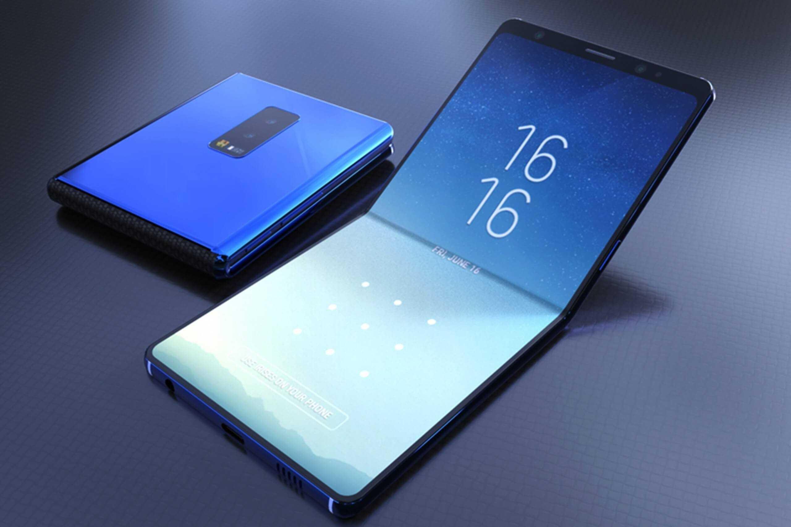 10 лучших гибких смартфона 2019-2020 года