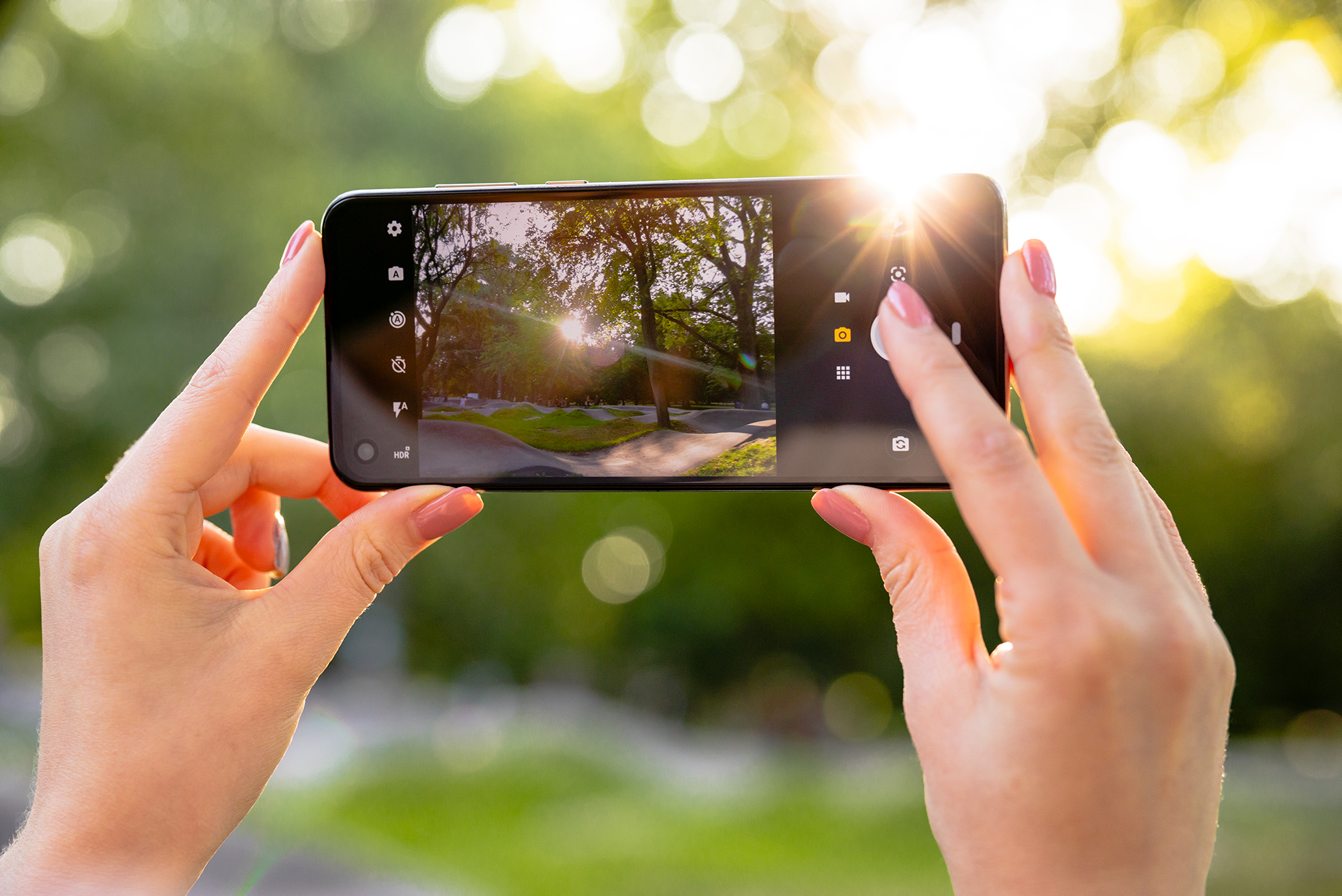 Google camera для motorola one action