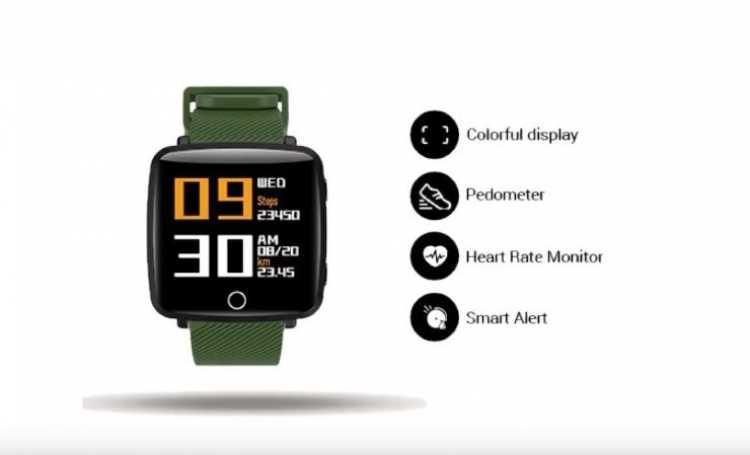 Компания lenovo представила новые 1,3-дюймовые смарт-часы ► последние новости