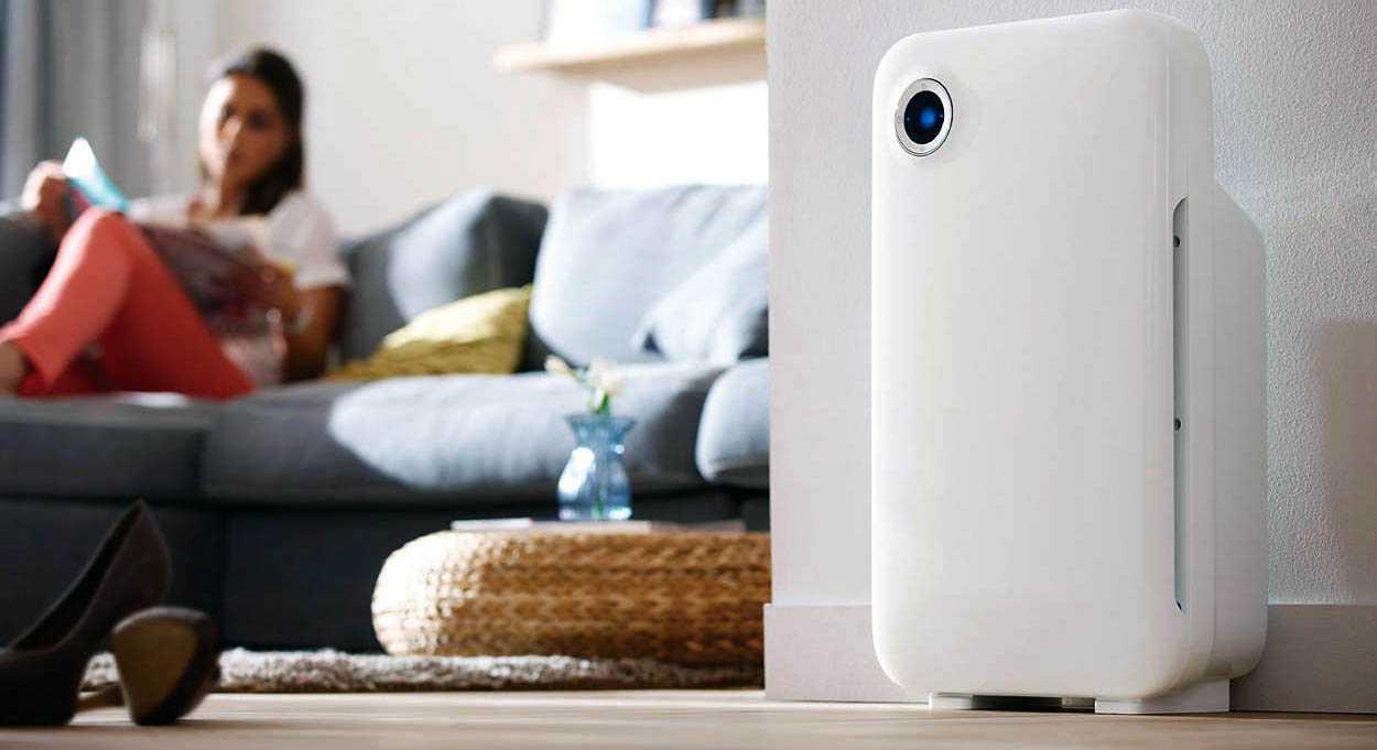 Какой выбрать очиститель воздуха для квартиры: полезные советы