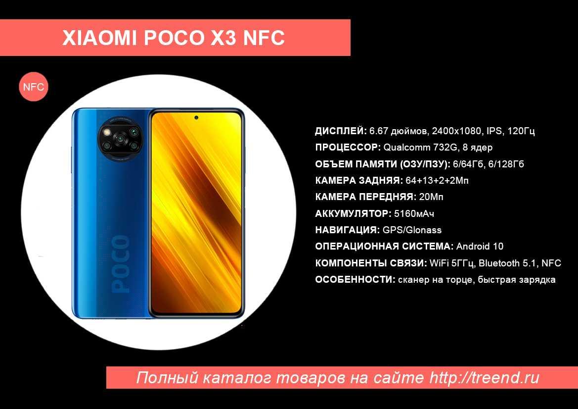 Новое слово в мобильном гейминге: полный обзор poco x3 nfc
