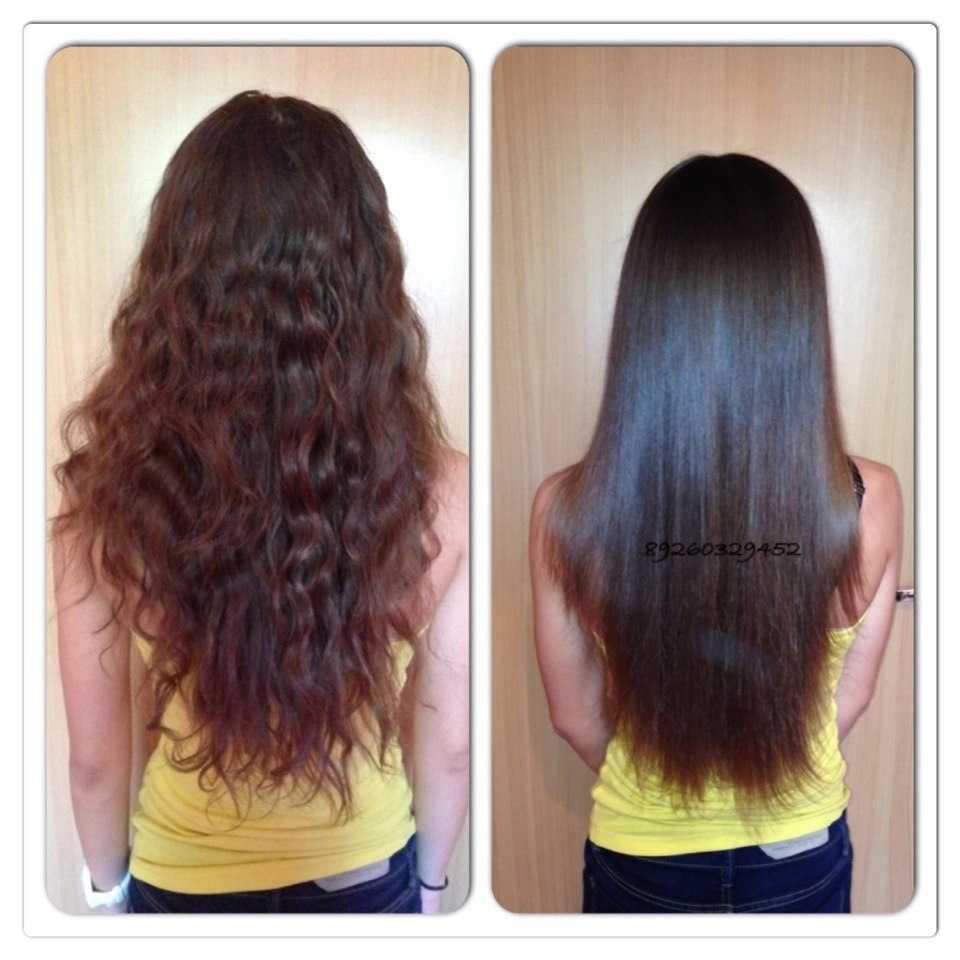 Средства для выпрямления волос: препараты для профессионального разглаживания волос, средства для долговременного выпрямления волос в домашних условиях