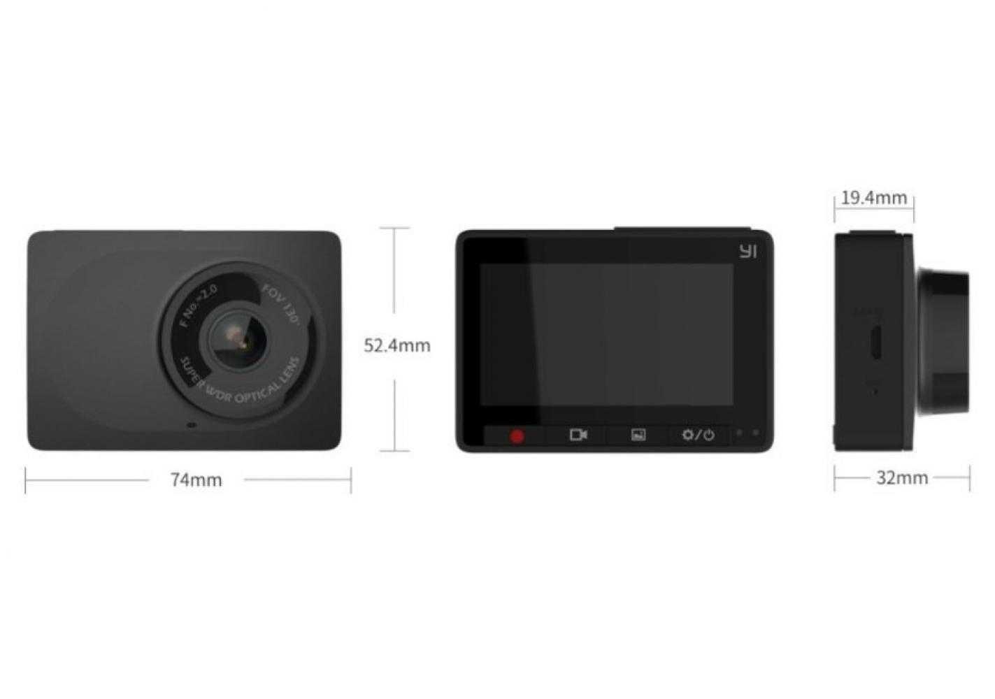 Обзор видеорегистратора xiaomi. дешевый и правда хороший