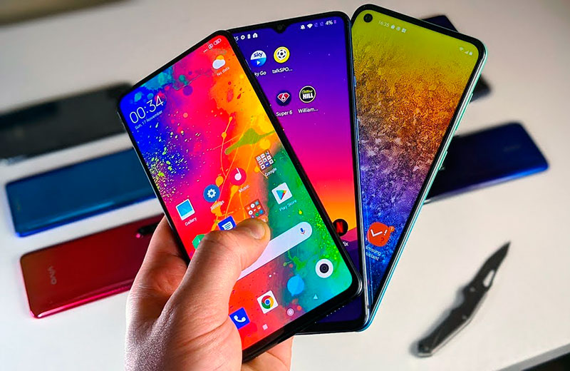 Рейтинг смартфонов 2021 цена качество до 20000 рублей: отзывы, пять лучших моделей