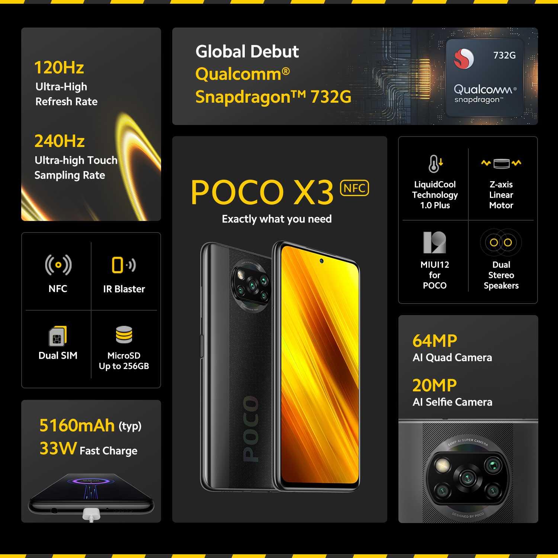 Xiaomi удивила всех информацией о неожиданном выходе нового смартфона под брендом торговой марки POCO Презентация новинки на глобальном рынке стартует уже 24 ноября