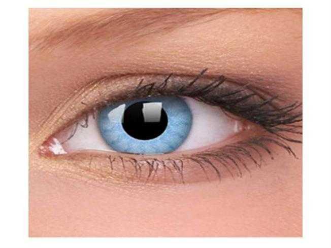 Линзы для чувствительных глаз