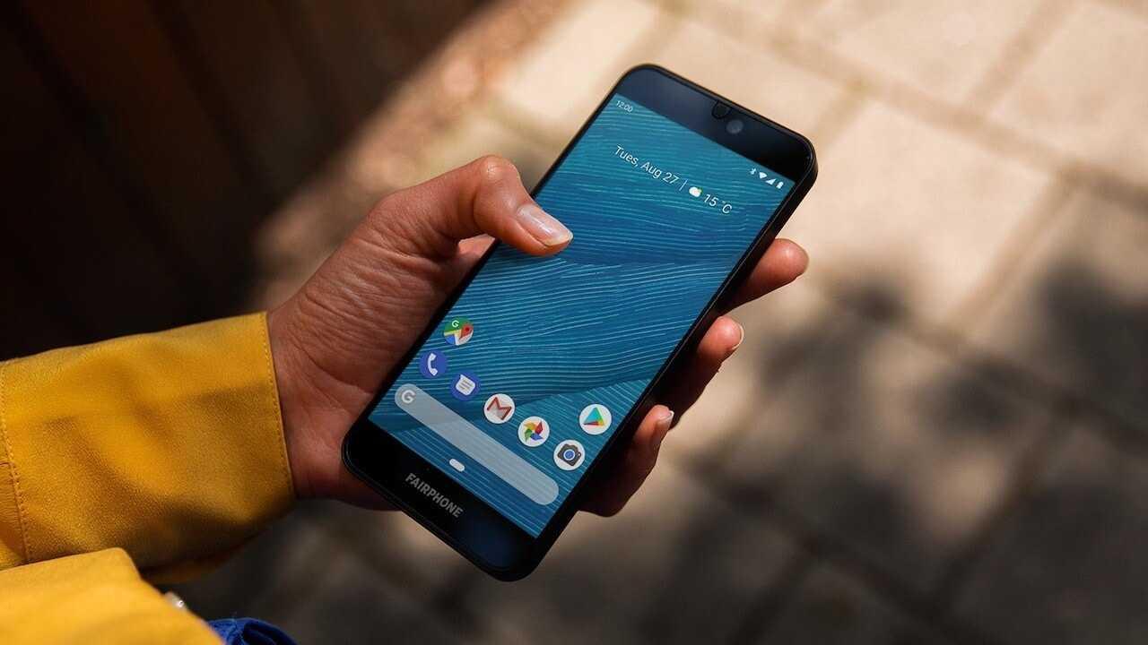 5 самых ремонтопригодных смартфонов 2020 года
