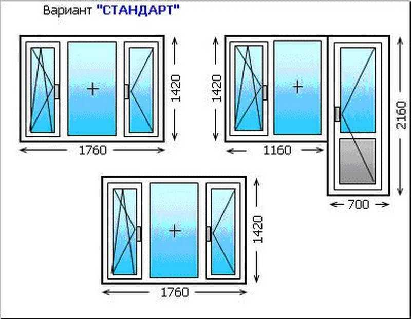 Какие окна выбрать для дома, а какие для квартиры - выбираем лучшее