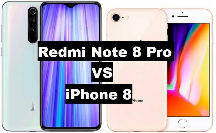 Обзор redmi note 8 в сравнении с note 8 pro. такие разные смартфоны! - deep-review