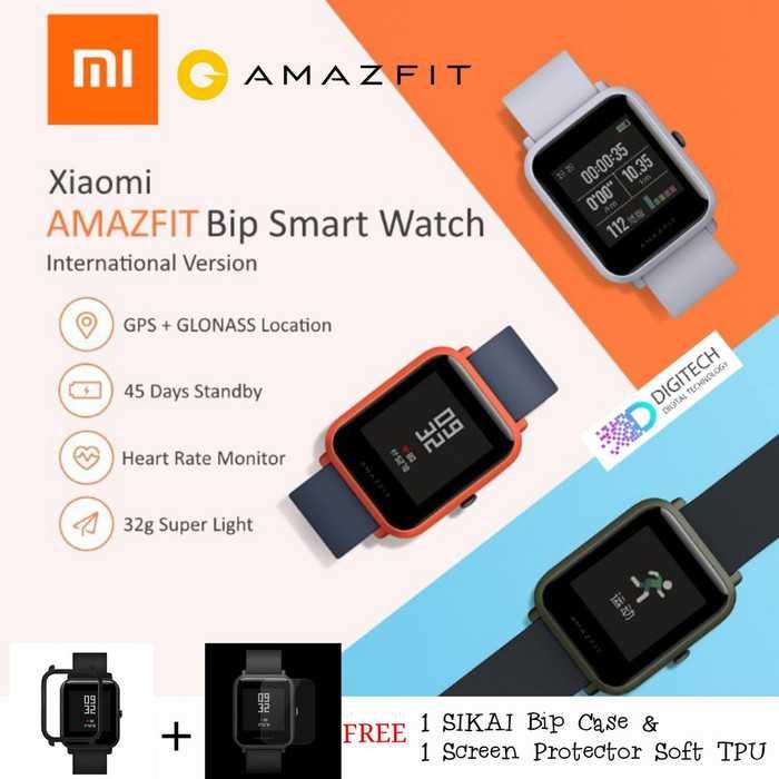 Лучшие приложения для xiaomi amazfit bip watch   itigic