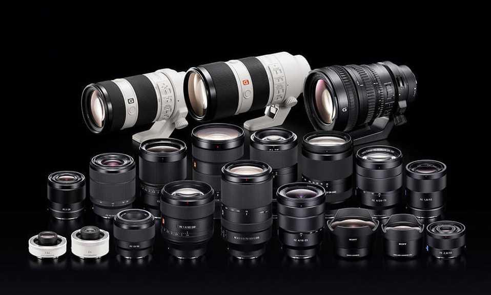 Десятка самых светосильных объективов