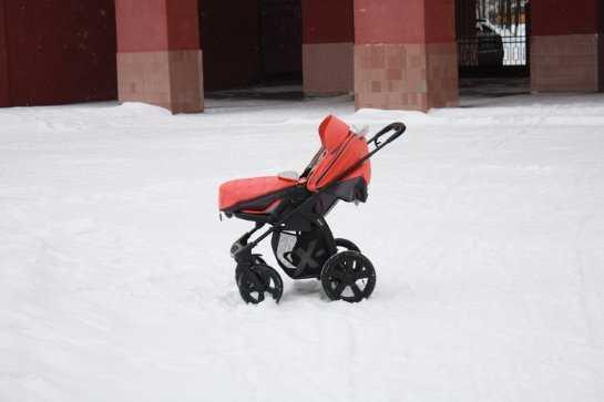 Как одеть новорожденного зимой на прогулку