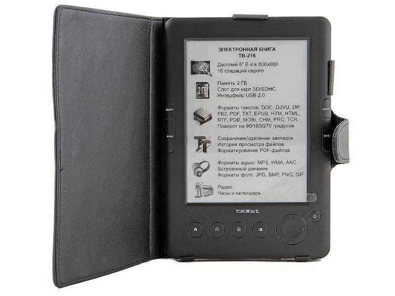 Электронная книга: как выбрать подходящую