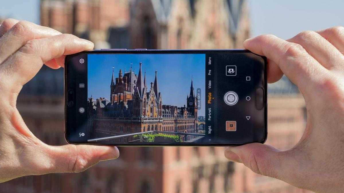 Не секрет что флагманские смартфоны компании Huawei уделяют больше всего внимания непосредственно камерами своих камерофонов И производитель с каждым разом работает