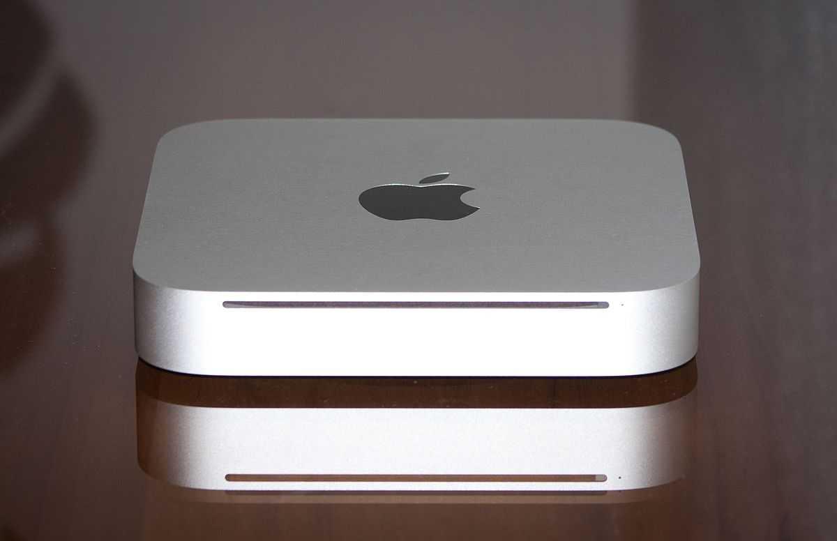 Неужели mac mini с m1 мощнее mac pro? не совсем