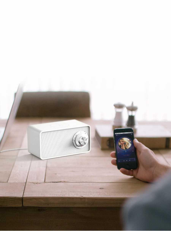 В США стартовали продажи новой бюджетной Bluetooth-колонки от Xiaomi под названием MiJia Qualitell стоимость которой составляет 30 долларов Модель выполнена в