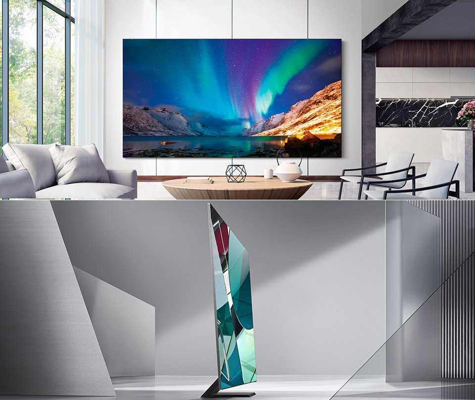 Samsung выпустила 7-метровый телевизор для миллиардеров и мультимиллионеров. видео - cnews