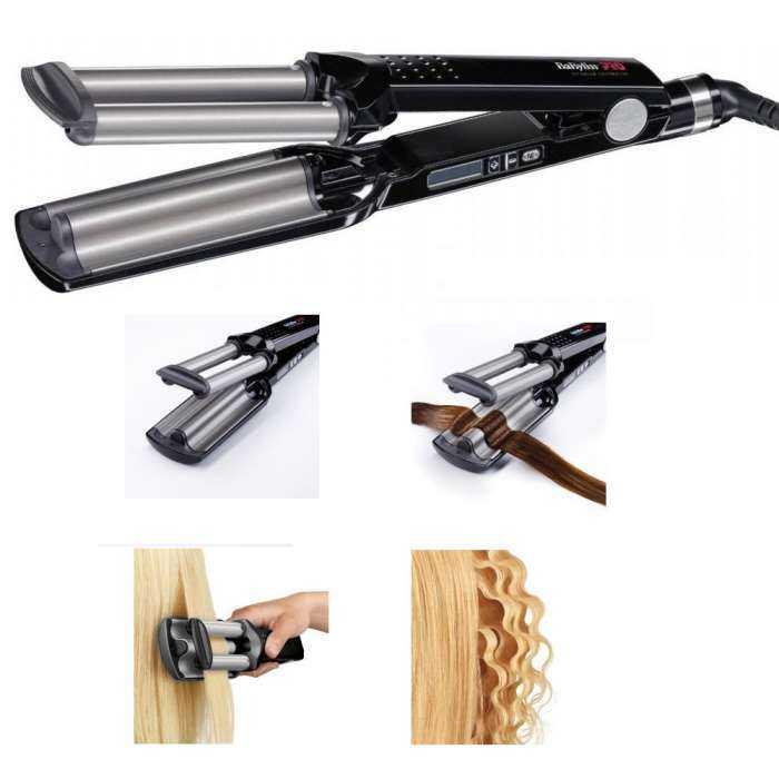 Как выбрать плойку для волос: фирмы, материал, диаметр, мощность и цены