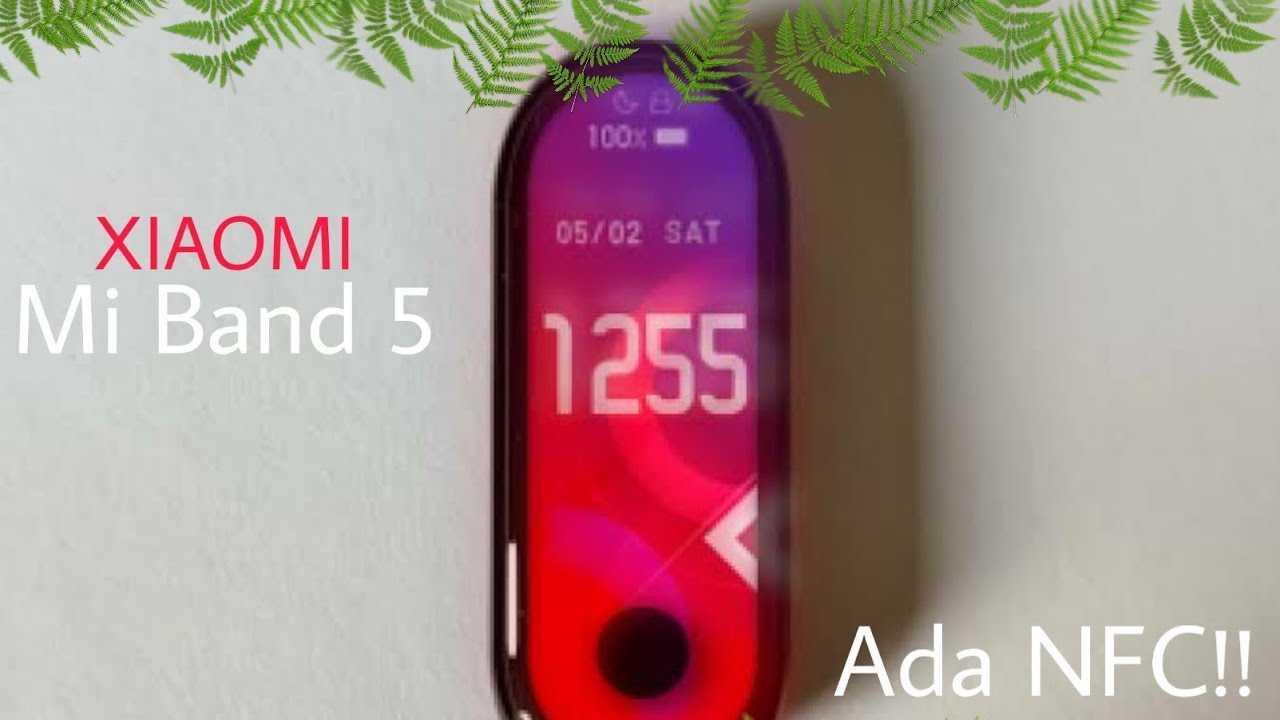 Компания xiaomi устроила официальную презентацию mi band 5