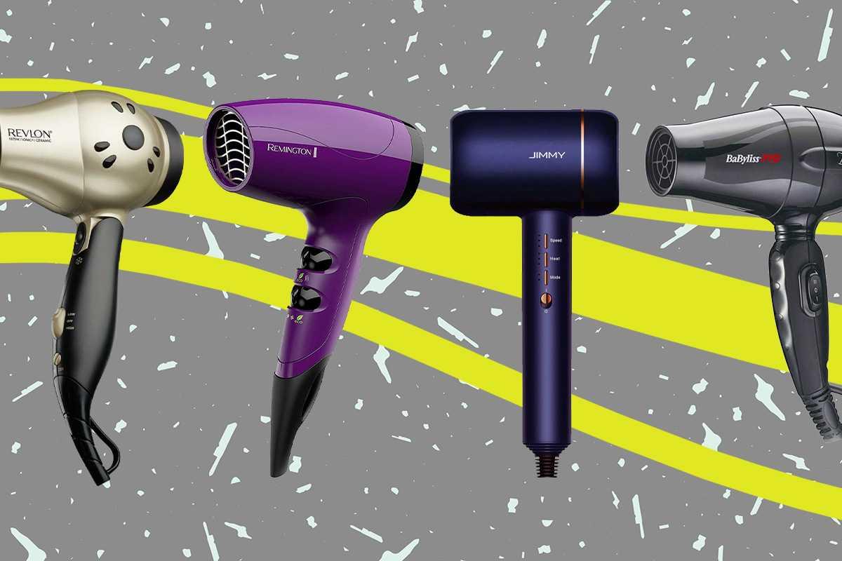 16 лучших фенов для волос по отзывам покупателей