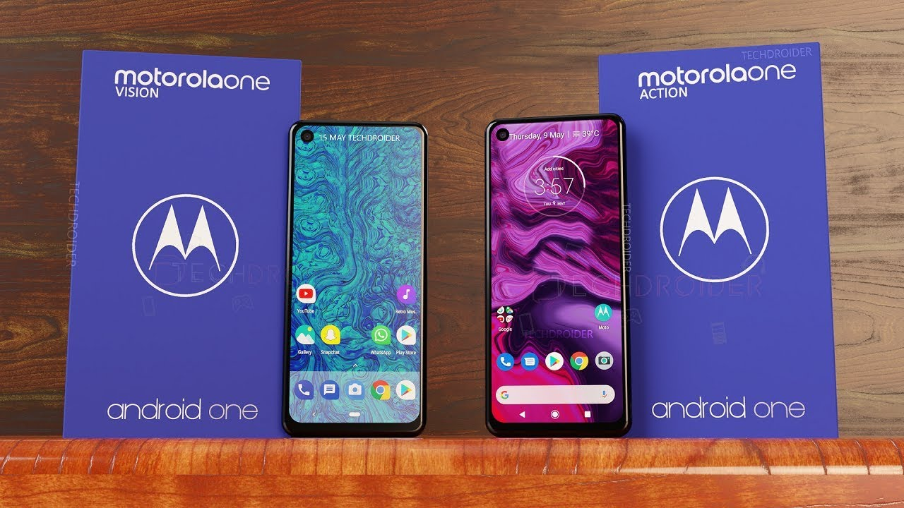 Смартфон motorola one action: обзор характеристик