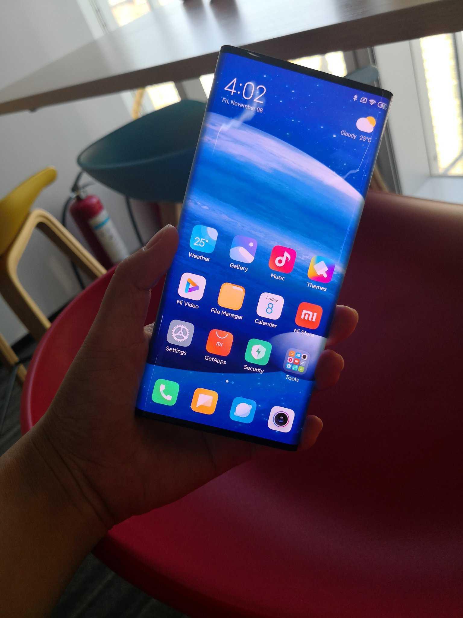 Xiaomi mi note 10: первый смартфон со 108-мегапиксельной матрицей / мобильные устройства / новости фототехники