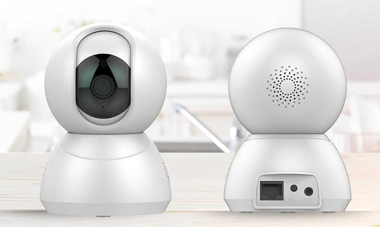 Ip-камера xiaomi для уличного и домашнего видеонаблюдения