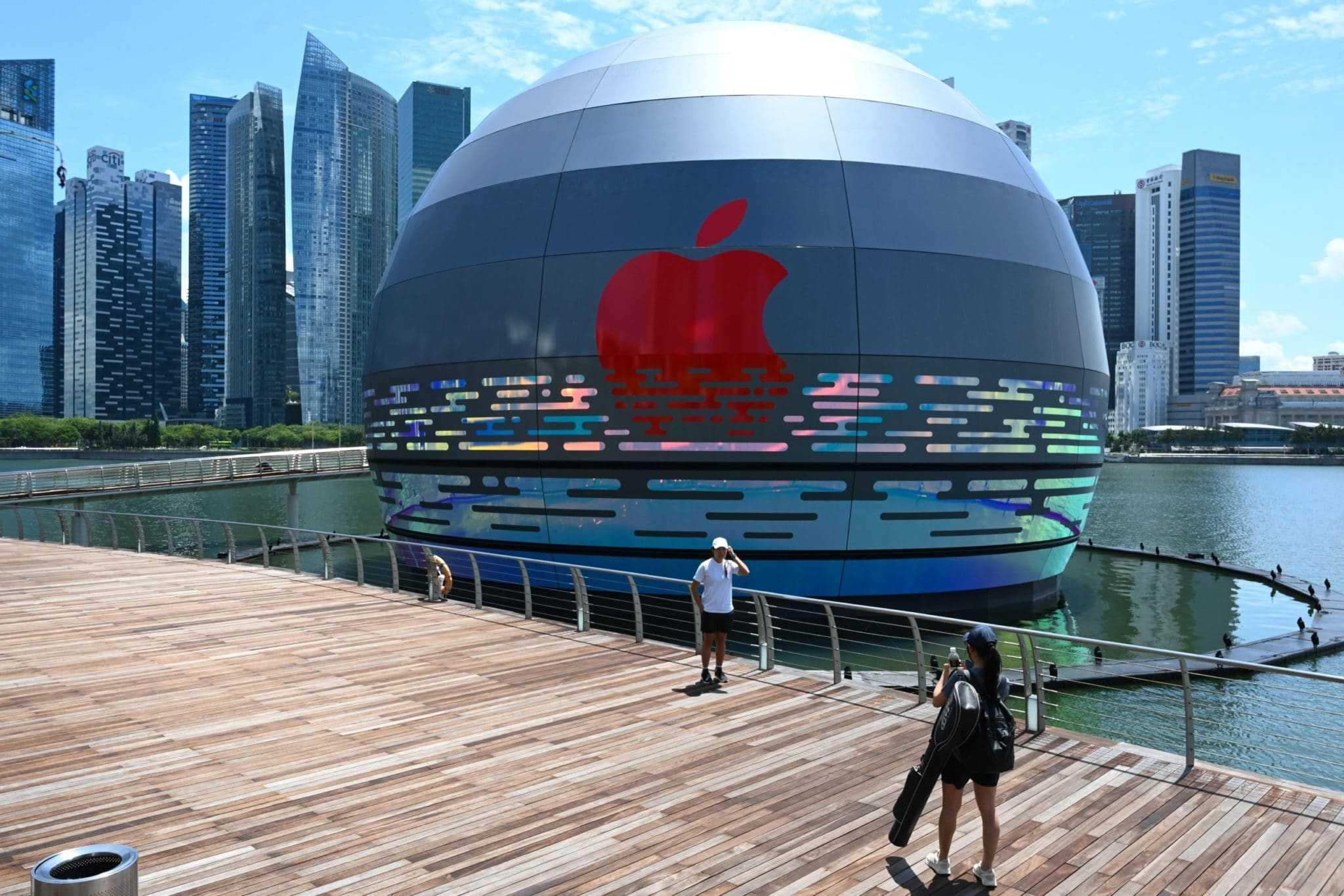 Apple объявила, что станет полностью экологически чистой компанией к 2030 году