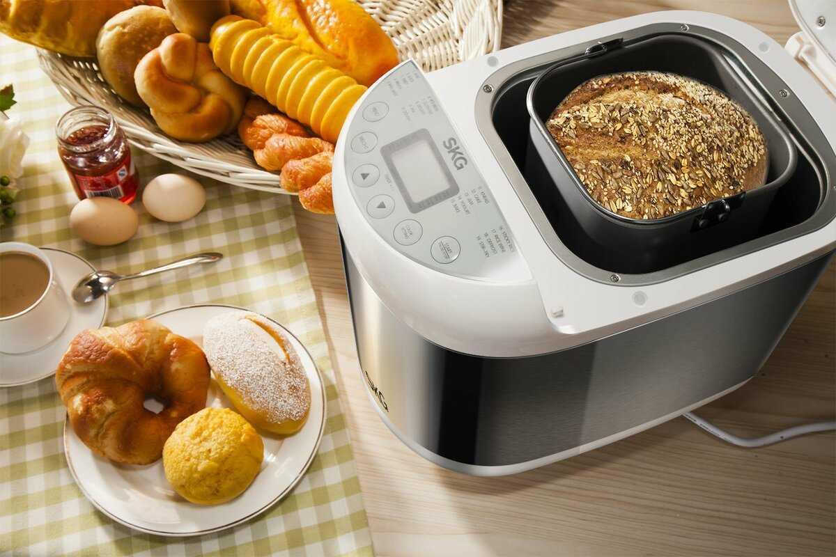 Как выбрать хлебопечку для дома: 7 советов эксперта