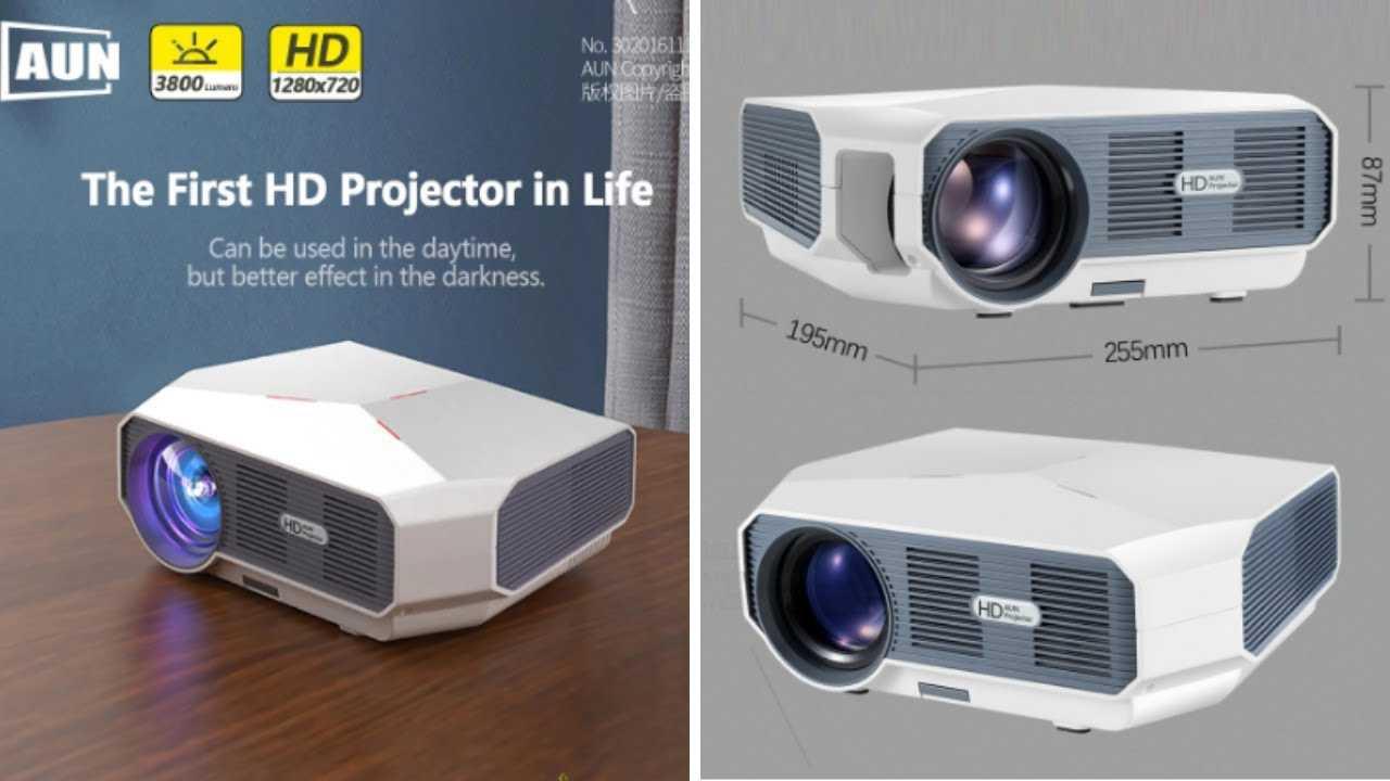 20 лучших проекторов с алиэкспресс – рейтинг 2020