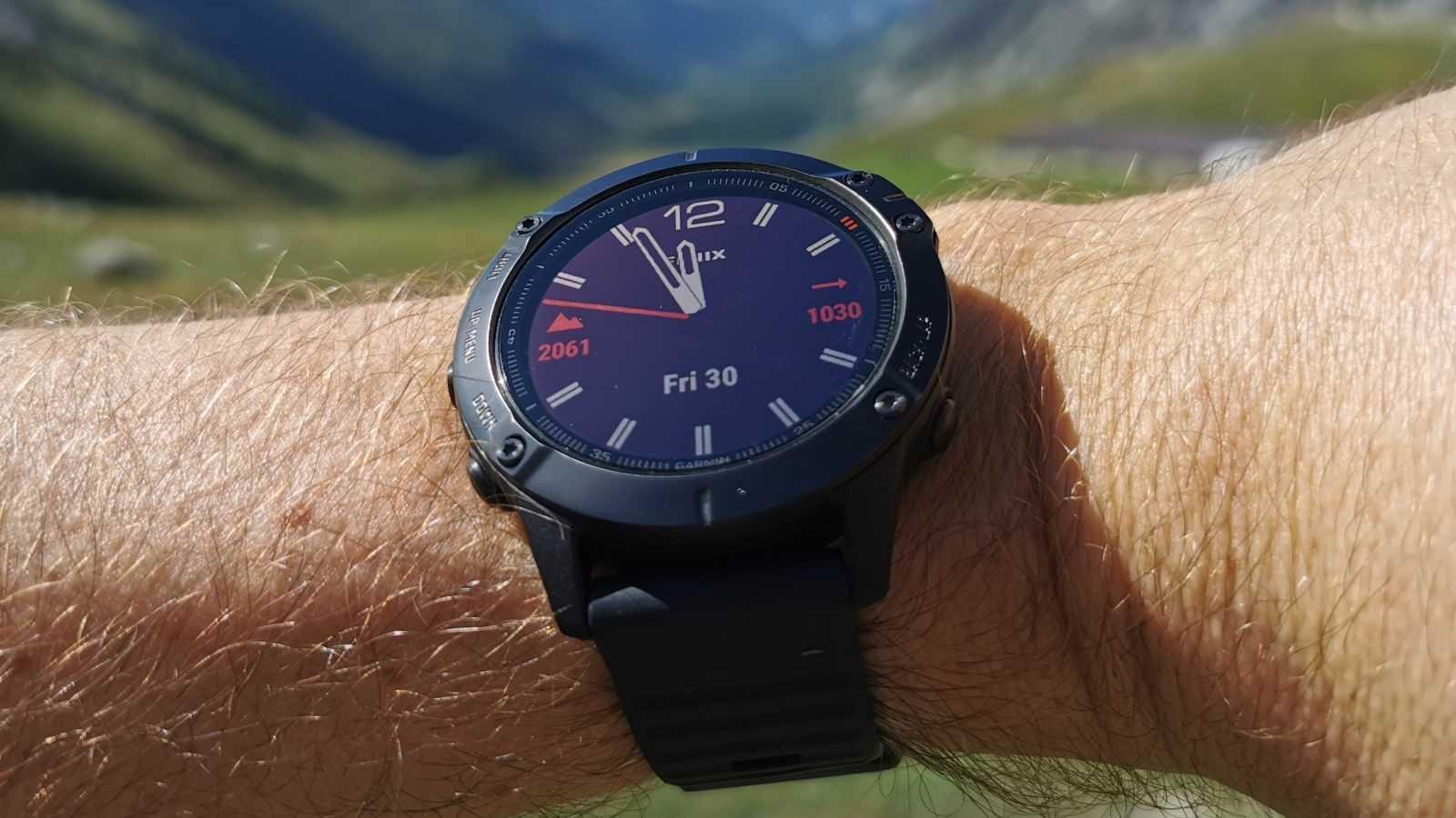 Долгожданная премьера от Garmin состоялась Компания наконец-то представила новую линейку спортивных часов Речь идет о серии Fenix 6 представители которой имеют