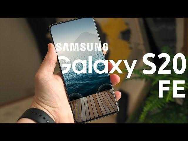 Обзор samsung galaxy s20 fan edition: для самых преданных фанатов — wylsacom