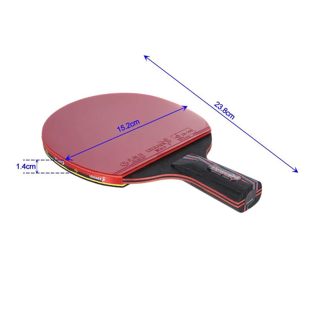 Как выбрать ракетку для настольного тенниса - типы и виды ракеток для пинпонга