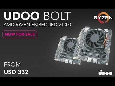 16 апреля во вторник состоялась выставка электроники Taiwan Embedded Forum в рамках которой компания AMD представила процессор Ryzen™ Embedded R1000 олицетворяющий