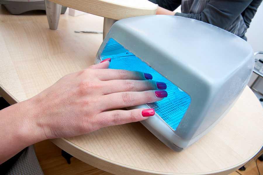Суши ногти или как выбрать лампу для гель-лака