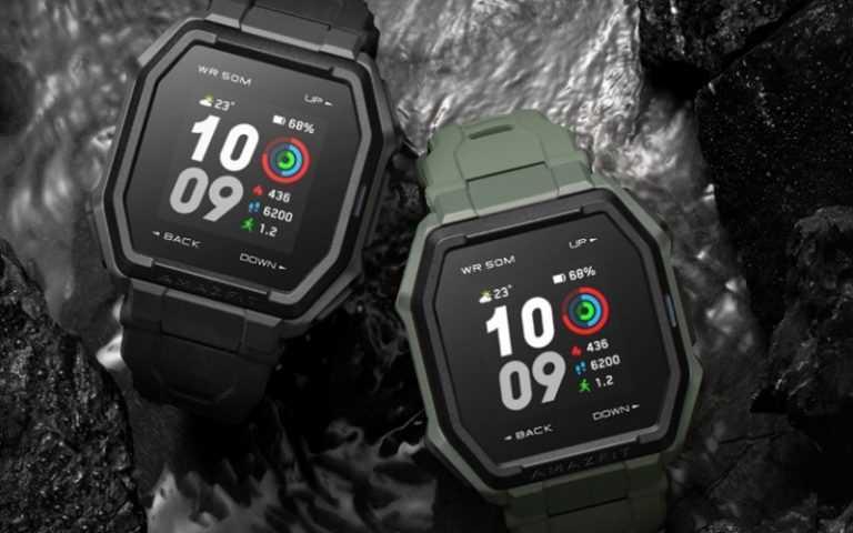Обзор: умные водонепроницаемые часы amazfit neo в стиле montana из 80-х с автономностью свыше 30 дней