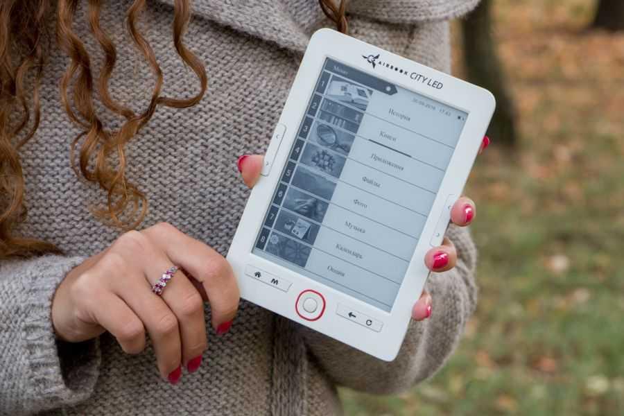 Как выбрать устройство для чтения книг – сравнение читалок