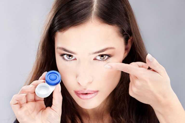 Как выбрать подходящие контактные линзы, чтобы не навредить зрению