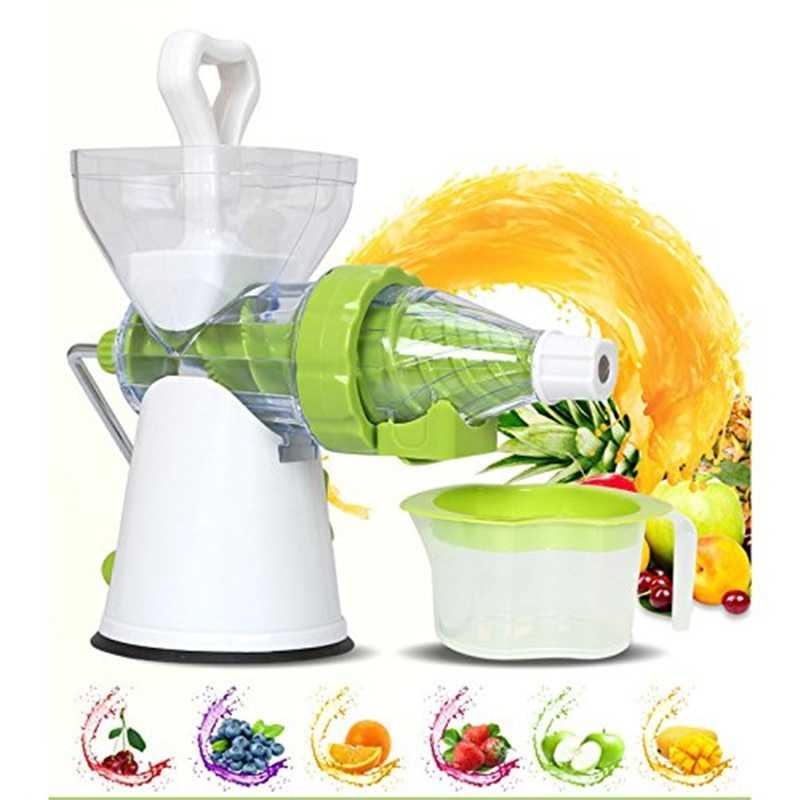 Выбираем соковыжималку для твердых овощей и фруктов