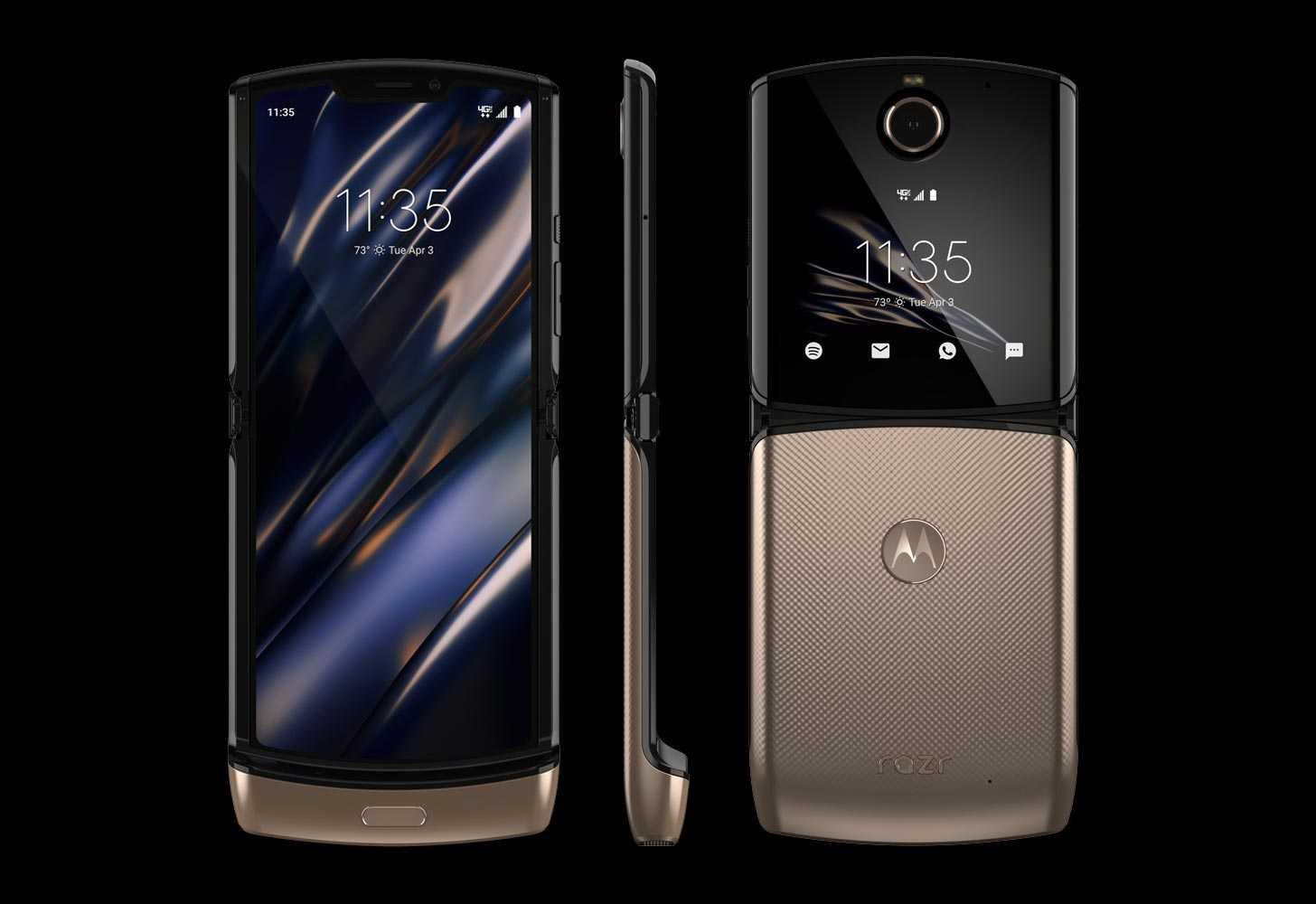 Оказывается уже в этом месяце компания Motorola представит свою гибкую раскладушку о которой было столько всего сказано Теперь мы знаем реальные характеристики