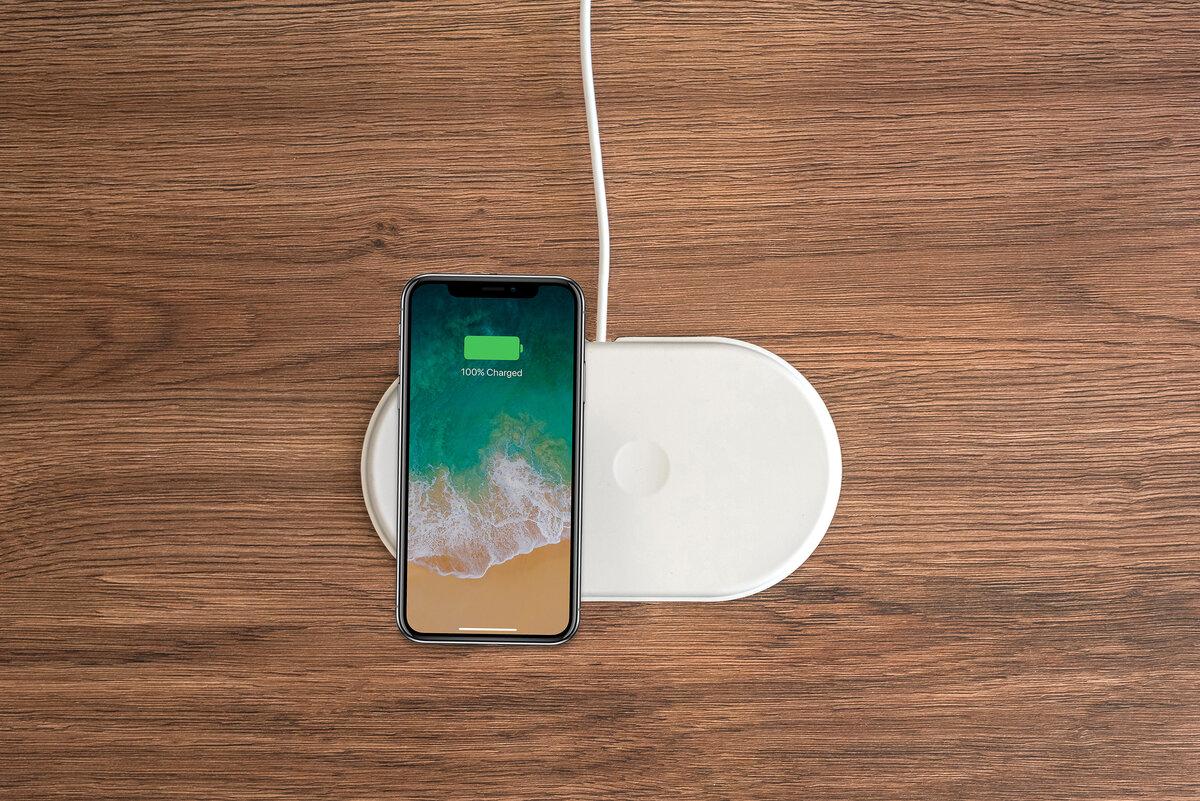 Топ-10 беспроводных зарядок для iphone 7, 8, x, 11, xr, xs – цена и где купить