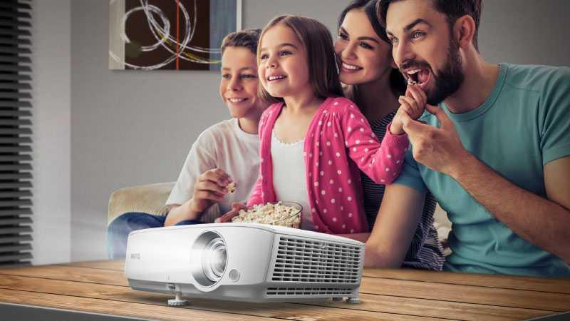 13 лучших проекторов для домашнего кинотеатра