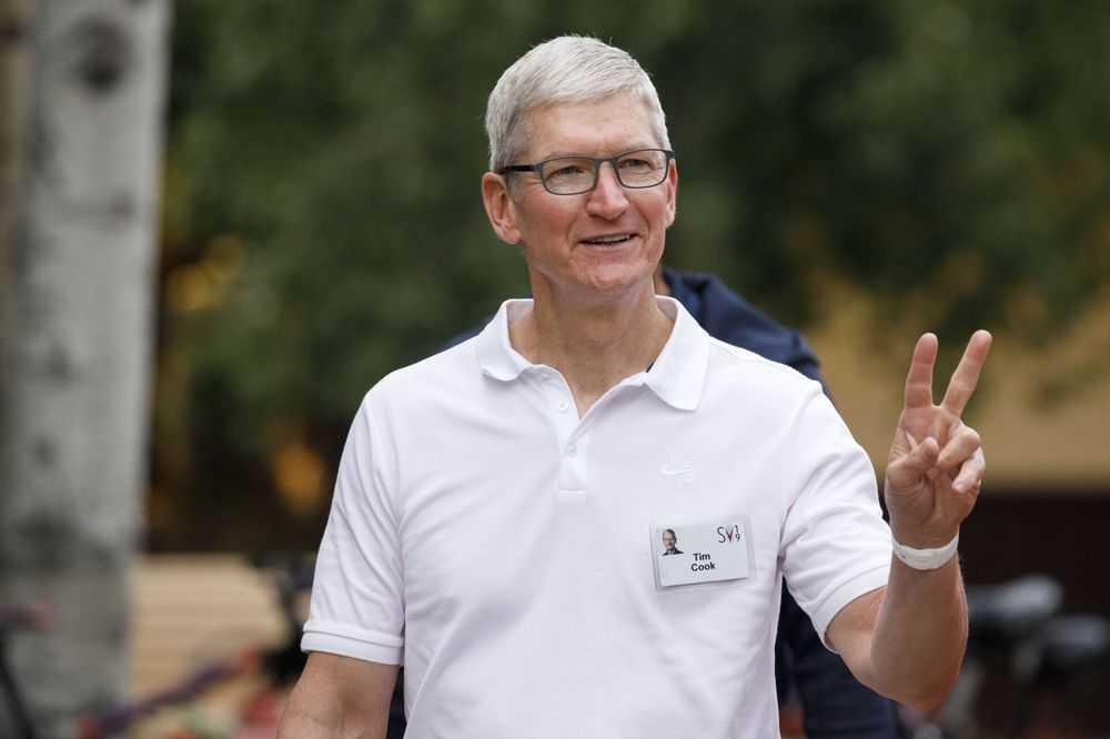 У apple трагедия. продажи iphone в китае катастрофически упали