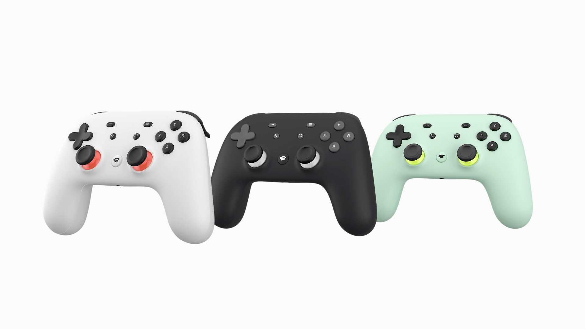 Компания Google представила стиминговый сервис Stadia с помощью которого пользователи смогут запускать требовательные игры независимо от характеристик своего устройства