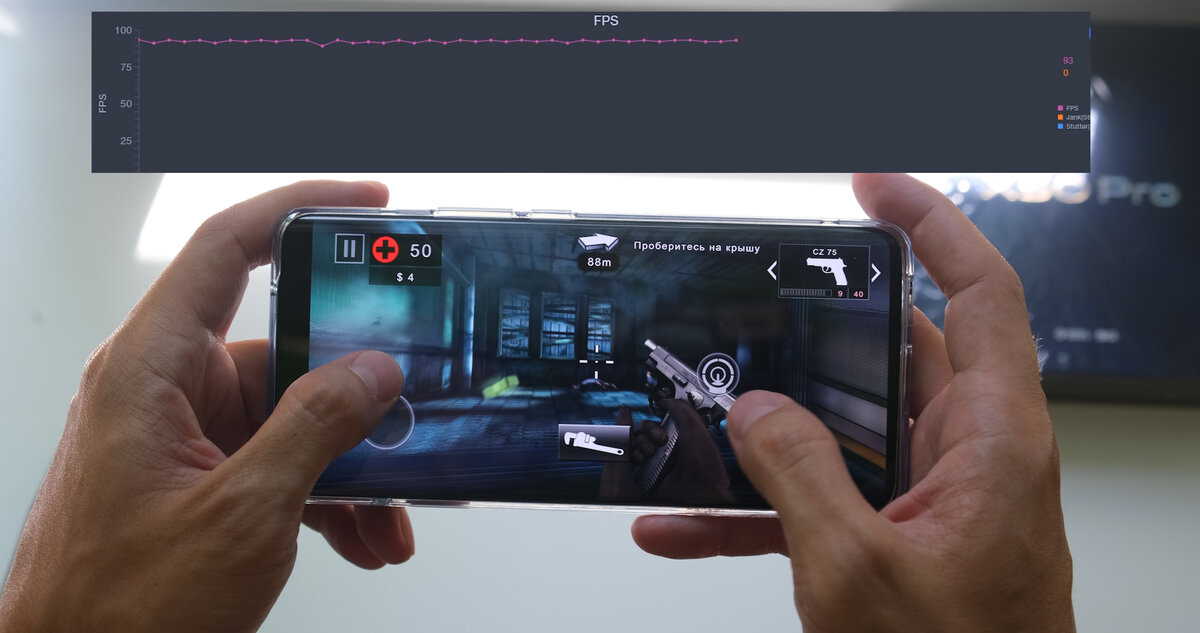 Обзор и тест смартфона vivo x50 pro