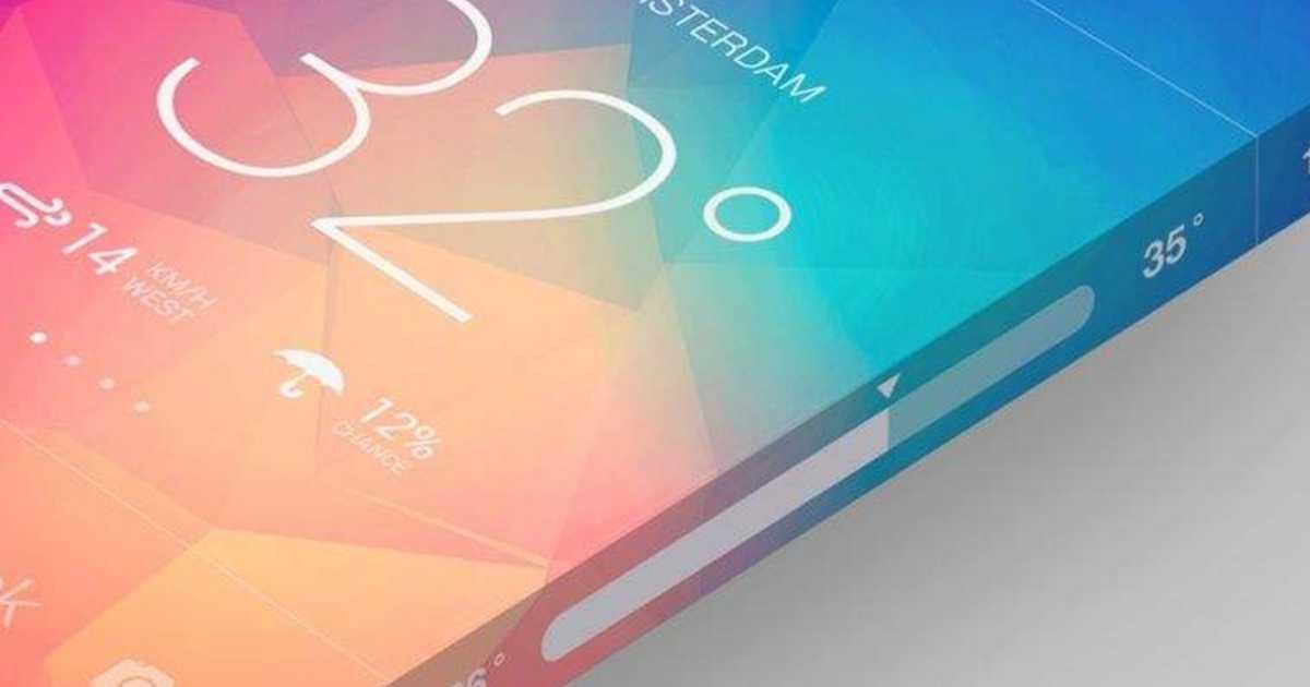 Создан самоисцеляющийся экран для смартфонов - cnews