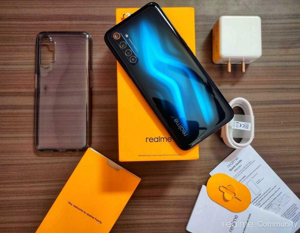 """Обзор realme 7: смартфон с лучшим соотношением """"цена-качество""""?"""