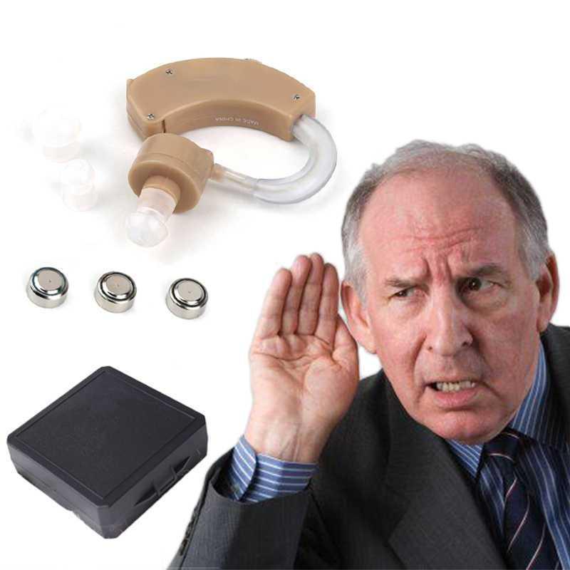 10 лучших слуховых аппаратов