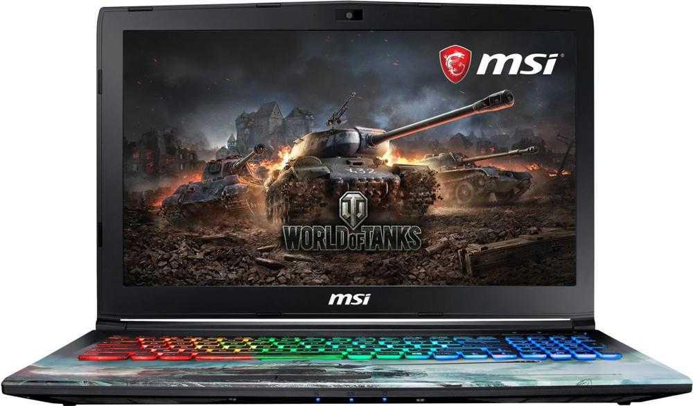 Новые игровые ноутбуки msi gp62x leopard pro и gp72x leopard pro, легкие, тонкие, готовы к vr