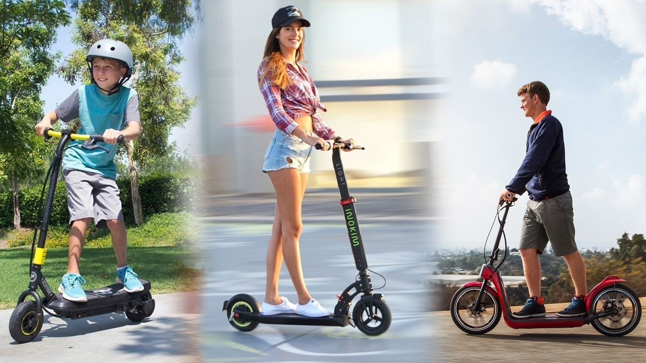 Самокат для детей: забава, транспортное средство или спортивный тренажер?